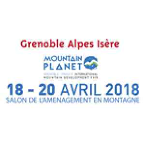 mountain planet 2018 grenoble SAM stand