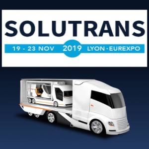 Solutrans stand conception vacexpo realisation exposition